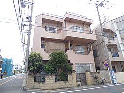 石田マンション[3階]の外観
