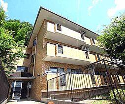 京都府京都市山科区御陵大谷町の賃貸マンションの外観