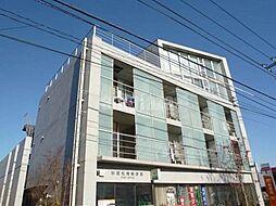 松庵ヒルズ[3階]の外観