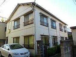 成川ハイツ[B2号室]の外観