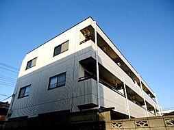 横田ハイツ[202号室]の外観