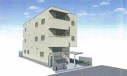 仮)和歌山市五番丁ヘーベルメゾン[3階]の外観