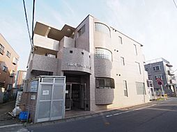 神奈川県川崎市多摩区中野島4丁目の賃貸マンションの外観