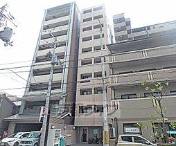 京都府京都市下京区井筒町の賃貸マンションの外観
