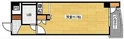 ライオンズマンション東荒神[305号室]の間取り