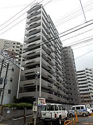 福岡県福岡市中央区渡辺通3の賃貸マンションの外観