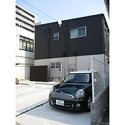 新潟県新潟市中央区上大川前通8番町の賃貸アパートの外観