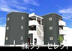 福岡県福岡市西区愛宕南2丁目の賃貸アパートの外観