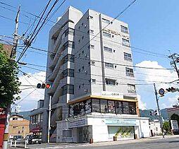 京都府京都市山科区音羽西林の賃貸マンションの外観