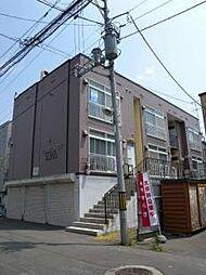 サニーコーポラス柴田[201号室]の外観
