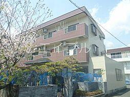 ライフピア岡田[3階]の外観