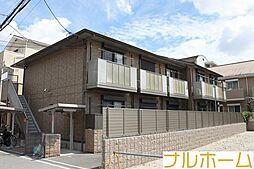 大阪府大阪市平野区瓜破6丁目の賃貸アパートの外観
