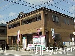 [タウンハウス] 愛知県みよし市黒笹いずみ3丁目 の賃貸【/】の外観
