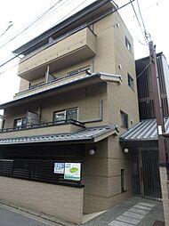 京都府京都市下京区平野町の賃貸マンションの外観