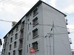 兵庫県三田市高次1丁目の賃貸マンションの外観