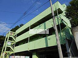コーポピアなかやまE棟[4階]の外観