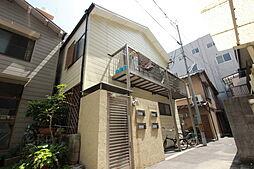 広島県広島市中区西十日市町の賃貸アパートの外観
