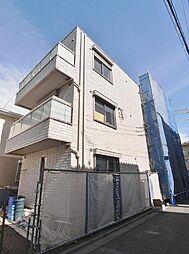 埼玉県朝霞市三原の賃貸マンションの外観