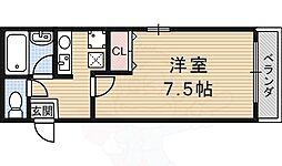 観月橋駅 4.1万円
