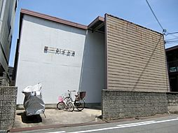 園田ハイムA棟[1階]の外観