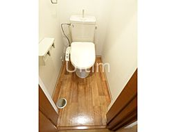 ファミーユヒロセのトイレ