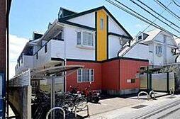 徳島県徳島市東吉野町1丁目の賃貸アパートの外観