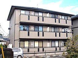 レスポワール赤坂C棟[302号室]の外観