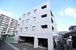 シーサイド六浦弐番館[4階]の外観
