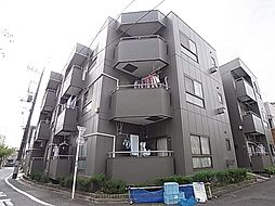 西新井レジデンス[302号室]の外観