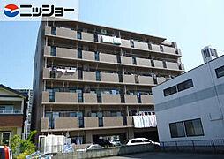セヴェル真清田[4階]の外観