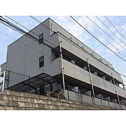 アンプルール フェール 横浜子安台[307号室]の外観