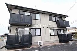 岡山県倉敷市北畝4の賃貸アパートの外観