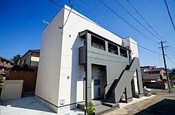 宮城県仙台市青葉区子平町の賃貸アパートの外観