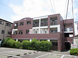 静岡県静岡市駿河区下川原6丁目の賃貸マンションの外観