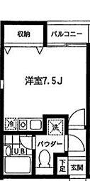 myas one(マイアズワン[4階]の間取り