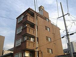 京都府京都市下京区高辻大宮町の賃貸マンションの外観