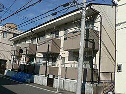 静岡県三島市本町の賃貸アパートの外観
