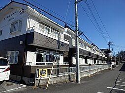 平出町 2DKアパート[2階]の外観