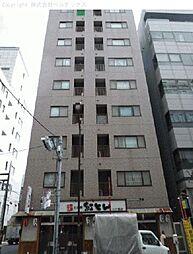 東京都中央区八丁堀の賃貸マンションの外観