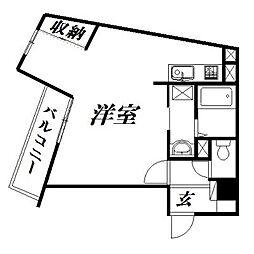 [一戸建] 静岡県浜松市中区八幡町 の賃貸【/】の間取り