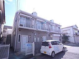 兵庫県神戸市垂水区星陵台6丁目の賃貸アパートの外観