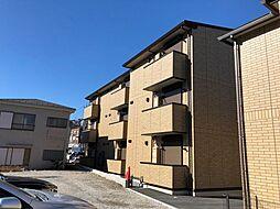 神奈川県横浜市保土ケ谷区法泉1丁目の賃貸アパートの外観