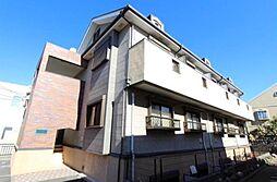 HISAコート湘南[104号室]の外観