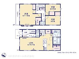 堀切菖蒲園駅 4,590万円