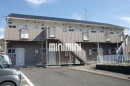 コーポ浅井C[1階]の外観