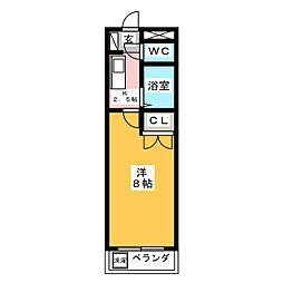 U・TOPIA 60[3階]の間取り