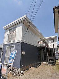パステル上福岡[1階]の外観