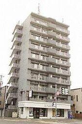 北海道札幌市東区北八条東8丁目の賃貸マンションの外観