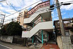 埼玉県桶川市東1丁目の賃貸マンションの外観