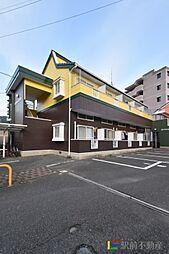 福岡県福岡市東区大字下原4丁目の賃貸アパートの外観